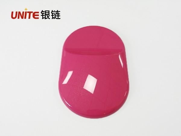 红色免喷涂塑料