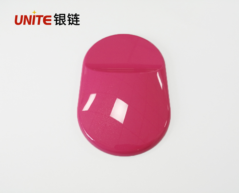 红色免喷涂塑胶材料