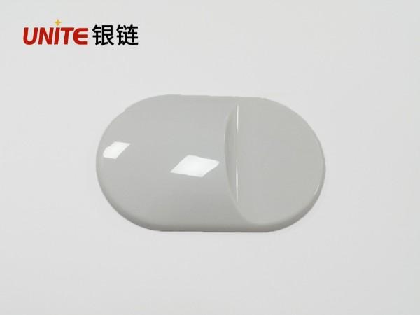 银链仿陶瓷效果白色免喷涂抽粒料