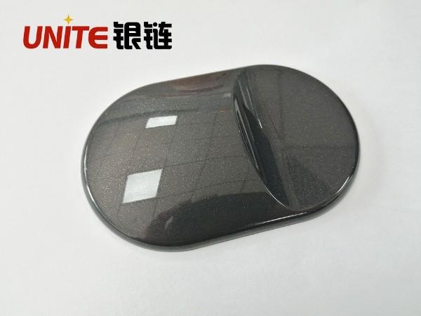银链灰色ABS合金免喷涂材料美学塑料