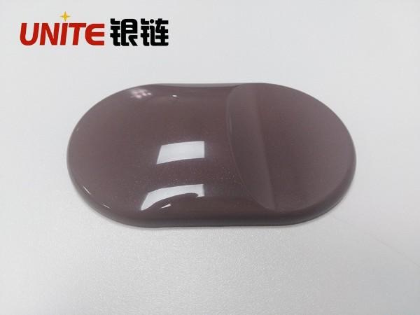 银链桃木棕色改性PP免喷涂材料美学塑料