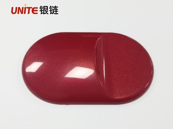 红色免喷涂材料