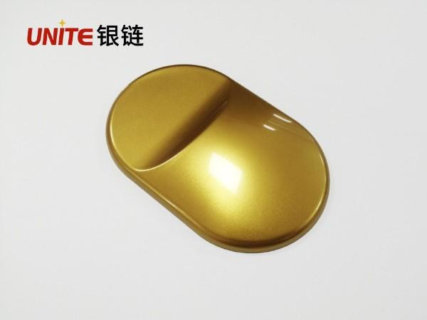 金色免喷涂材料