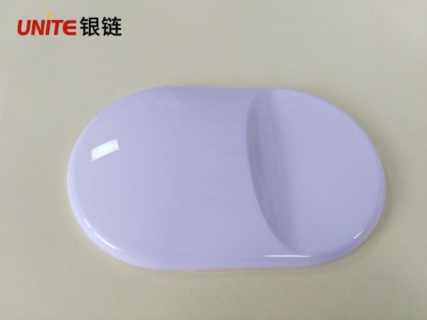 银链苹果白免喷涂材料美学塑料