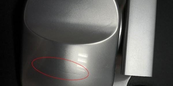 银链金属质感免喷涂材料,0流痕的多层共挤工艺专用表面料