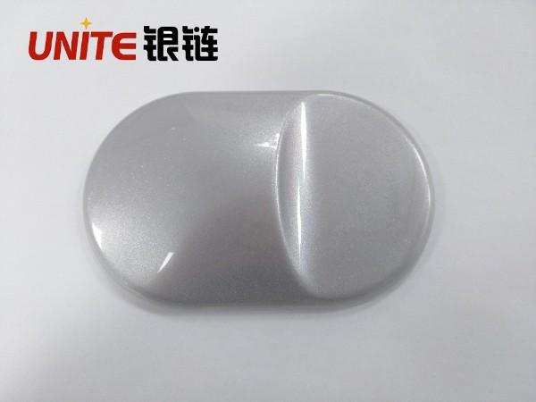 银链荧白色ABS合金免喷涂材料美学塑料