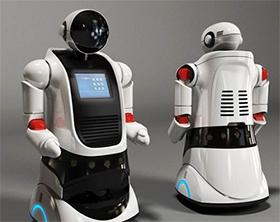 机器人塑胶件